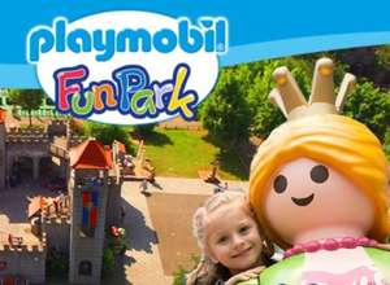 [Playmobil-Fun-Park] Vom 23.4. bis 1.5. einmalig freier Eintritt für Wintergeburtstagskinder