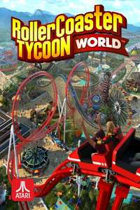 RollerCoaster Tycoon World zum Bombenpreis [PC Code, Steam]