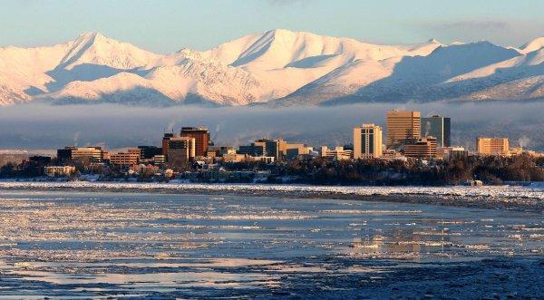 [April - Mai] Hin- und Rückflüge von Wien nach Anchorage (Alaska) ab 450€ oder ab Stuttgart für 467€