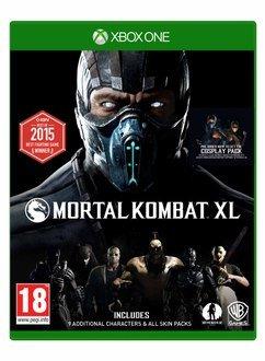 (Rakuten) Mortal Kombat XL inkl. Cosplay Pack DLC (PS4/Xbox One) ab 33,82€