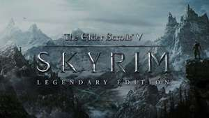 [steam] The Elder Scrolls V: Skyrim - Legendary Edition für 7.49€ @ bundlestars