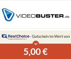 [VIDEOBUSTER] 5 EUR BestChoice-Gutschein über [Spartanien]