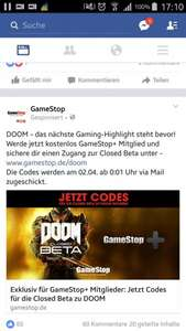 Doom Beta Key