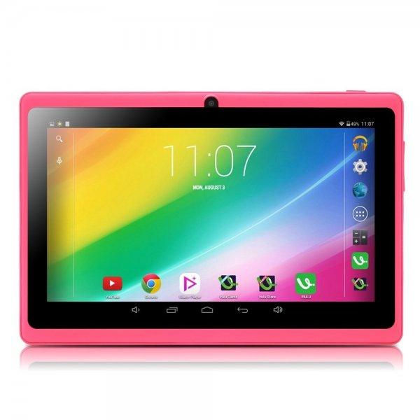 Quadcore 1,5 GHz, 7 Zoll Tablet, iRULU, 30,33€ [Amazon Prime]
