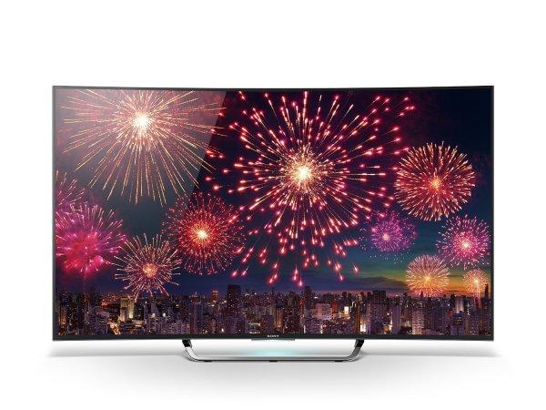 [Amazon] Sony KD65S8005CBAEP 163,9cm (65 Zoll) Curved Fernseher