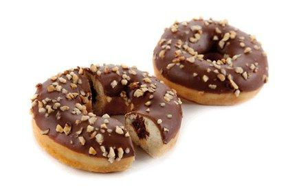 Zimmermann - 6 gefüllte Donuts  2,79€ VGL: 3,54€ ab 04.04.2016