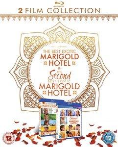 (Zavvi) (BluRay) Best exotic Marigold Hotel 1 & 2