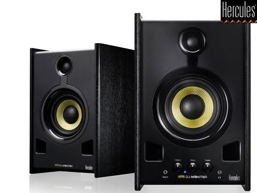 (iBood.de) Hercules XPS 2.0 80 DJ Monitor // Lautsprecher (ca. 21% unter idealo)