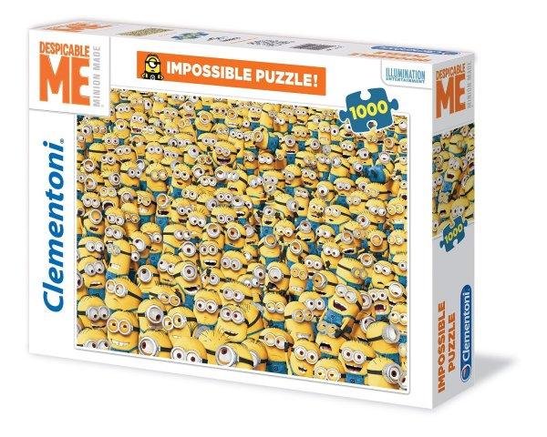 [Amazon] Clementoni Puzzle Minions Impossible 1000 Teile für €8,85