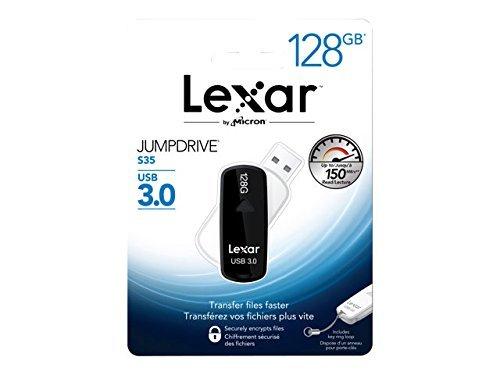 [Vibu Online / Mindfactory] Lexar JumpDrive S35 USB 3.0 128GB (R.: 150MB/s & W.: 60 MB/s) für 28,86€