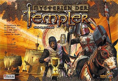 (Brettspiel/Spiele-Offensive) Mysterien der Templer für 16,50€