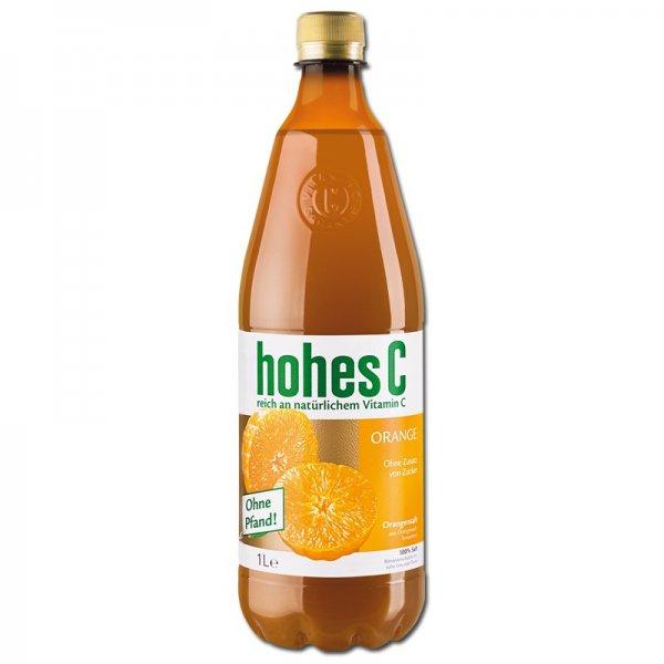 (Möbelhof) Hohes C Orangensaft 1l für 69ct