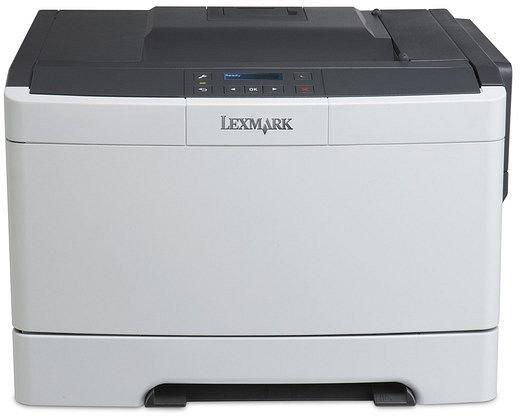 LEXMARK CS310dn Farblaserdrucker (A4, Drucker, Duplex, Netzwerk, USB) für 68,31 € [office-partner]