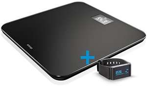 Withings Connected Health Kit: ws30 online Waage und Aktivitätstracker Pulse Ox bei Amazon,  130,90 statt 179,95