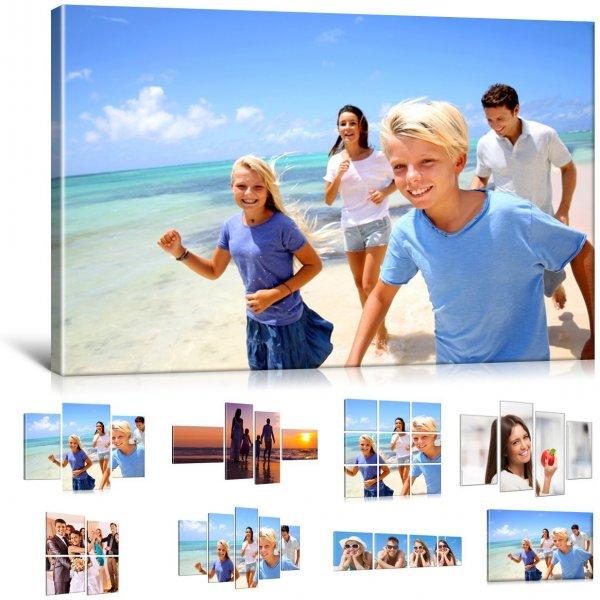 (Amazon) Eigenes Foto auf Leinwand 120x80 cm für 19,99 + 4,89 Versand