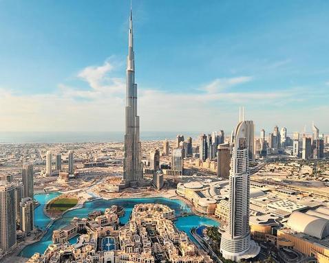 Reise nach V.A.E. (Dubai/Abu Dhabi): 6 Tage 4+* Hotel ab Hamburg 399€ pro Person im Sommer