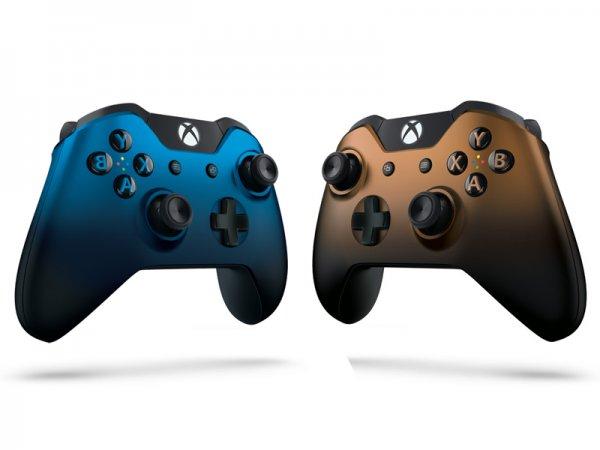 "[Saturn] Xbox One Controller limited Edition ""Dusk Shadow"" & ""Copper Shadow"" für je 54,99€"