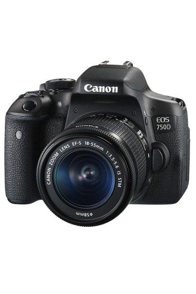 Canon EOS 750D Kit (18-55 STM)