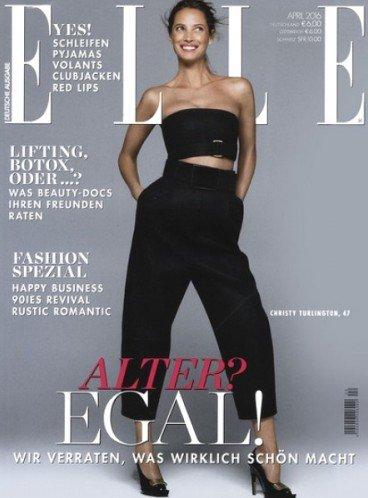 Abosgratis - gratis Jahresabo des Magazins ELLE ( unverbindlich)  kostenlos, endet automatisch