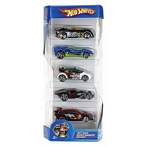 2x Hot Wheels 5er Geschenkset Autos für 12,95€ -> ToysRus