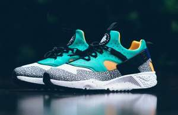 Nike Huarache Utility - Emerald Green @ nike.com/de - 28% Ersparnis