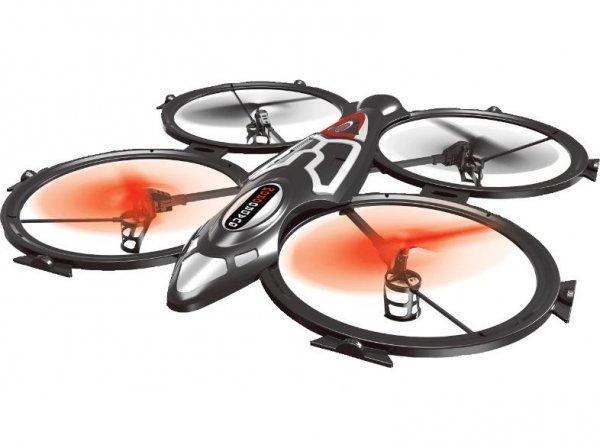 Media markt und Redcoon - Jamara Quadrocopter mit HD Kamera