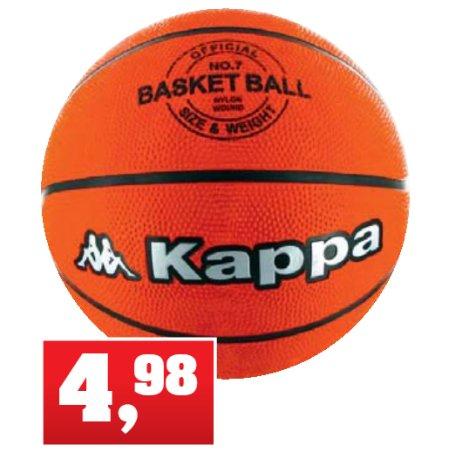[THOMAS PHILIPPS] KW14: Kappa Basketbälle für 4,98€