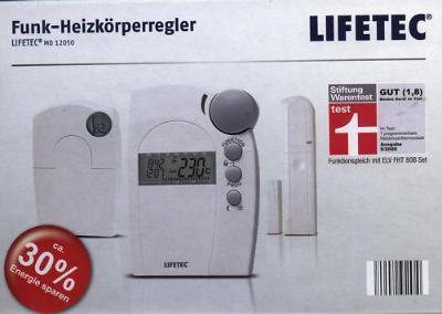 [Lokal] Funk-Heizkörperregler Lifetec MD 12050 @ Göttingen Aldi Industriestraße
