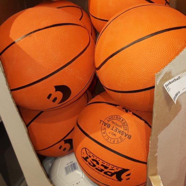 """[DARMSTADT] Tegut: """"Best Sporting"""" Basketbälle für 5,99€"""