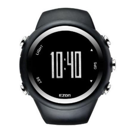 69,99 Euro - GPS Sportuhr / Fitness Tracker - mit Gutschein KM8RBIAL