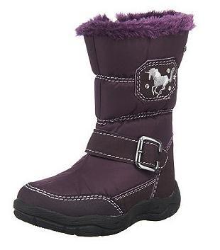 [mirapodo.de] Kinderschuh-Sale - viele (Winter)Schuhe stark reduziert + 15% Gutschein anwendbar - z.B. INDIGO Kinder Winterstiefel lila für ca. 19€ inkl VSK statt 43€