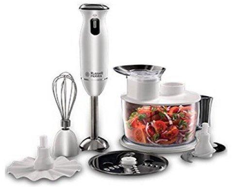 10% Rabatt auf Russel Hobbs Produkte bei Markenbilliger.de - z.B. Aura 6-in-1 Stabmixer für 40€ oder Aura Slice Zerkleiner für 49€