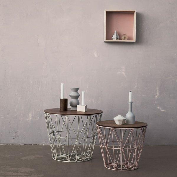 [connox.de] Wire Basket von Ferm living - toller Couchtisch 12% unter PVG + 5% connox Points + ggf. 9% qipu