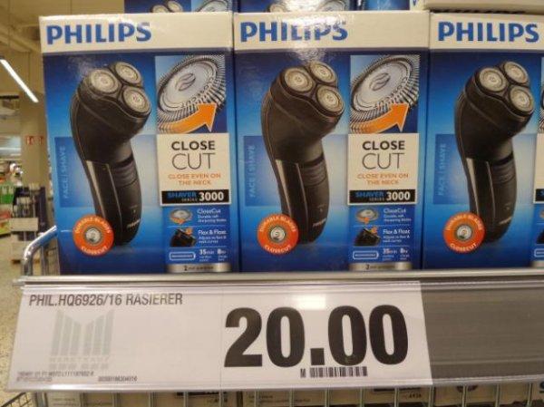 [Lokal Nürnberg] Philips HQ6926/16 Elektrorasierer