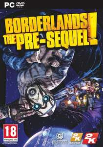[Steam] Borderlands The Pre-Sequel 6,45€ / Season Pass 8,09€ (Zusammen 14,19€)