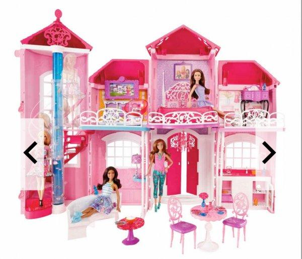 [Galeria Kaufhof(Online/Offline)] BARBIETraumhaus Malibu von Mattel für 69.99€(Versandkostenfrei)NICHT VERGESSEN 10% NEWSLETTER, PAYBACK und Qipu!! nächster idealo Preis liegt 87.40€
