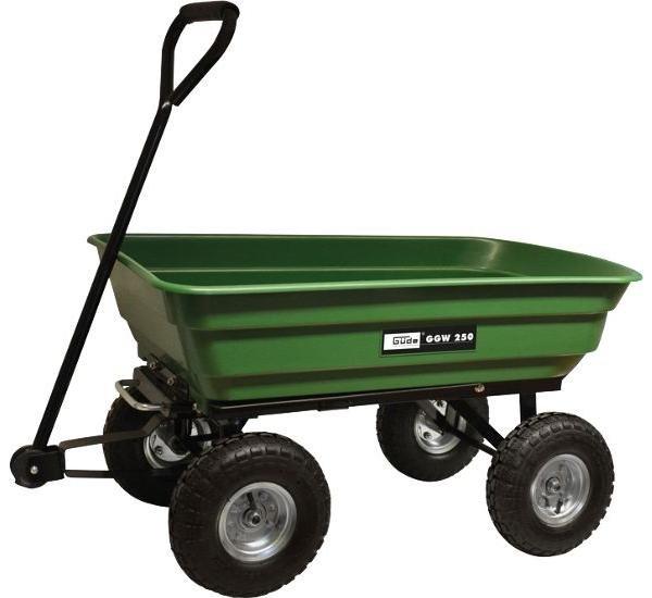 (plus.de) Gartenwagen Tragkraft 250Kg mit Kippfunktion Güde GGW 250 für 52,95€