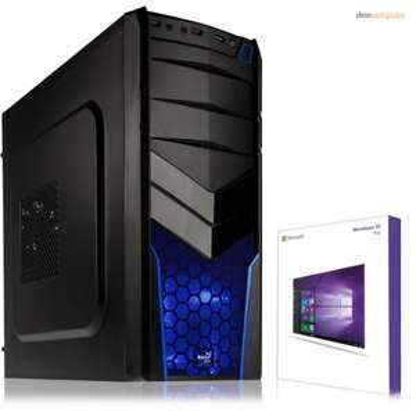 [Ebay] 250€ PC Quad Core Computer GAMER A8 7600 8GB Rechner Komplett Windows 10 Pro