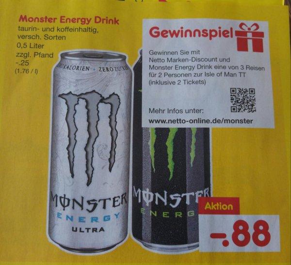 [Netto] Monster Energy Drink