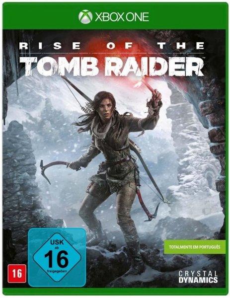 [Ebay] Rise of the Tomb Raider (Xbox One) jetzt nur 26,90€