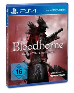 [Amazon.co.uk] Bloodborne: Game of the Year Edition (PS4) (Disc) für 33,53€