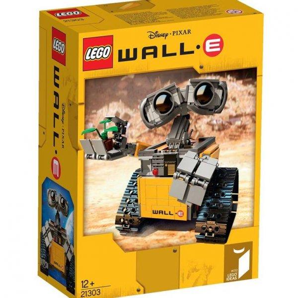 [Galeria Kaufhof] LEGO Ideas WALL-E 21303 (und LEGO Ideas Ghostbusters Ecto-1 21108 wieder verfügbar)