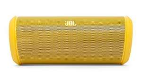 JBL Flip II Bluetooth Lautsprecher Gelb für 52€ | Saturn.de