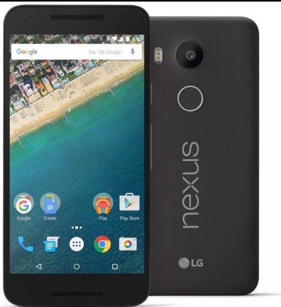 [Abgelaufen] Nexus 5x Schwarz 32GB