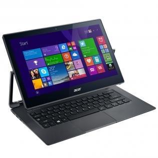 """Acer Aspire R7-371T-71H0 grau (Notebook 13,3"""" Core i7-5500U 512GB 8GB)"""