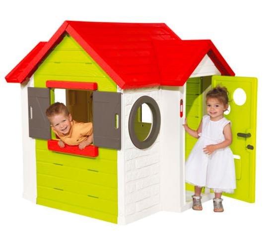 [Galeria Kaufhof] Smoby Mein Haus 2016, Spielhaus für den Garten für 144,99€ inkl VSK statt 200€