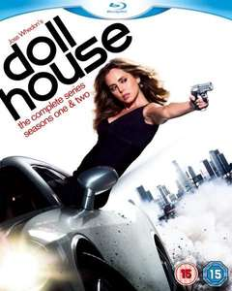 Serie Dollhouse Complete BR (engl) 14,85 zavvi.de