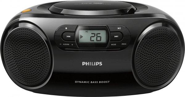 [DARMSTADT] REWE Center: Philips CD-Radio AZ320/12 für 25,00€ (Idealo: 59,00€)