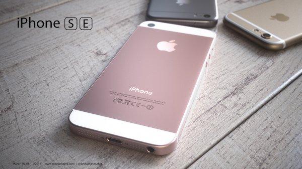Apple iPhone SE 16GB bzw 64GB für 435€ bzw. 536€ [Amazon UK]