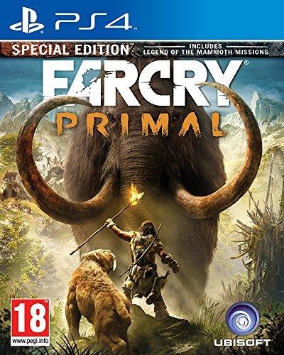 [Amazon.co.uk] Far Cry Primal - Special Edition (PS4 / XBO) (Uncut / PEGI 18) für 38,38€